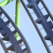 Stock Video: Rollercoaster