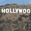 Hollywood Sign — Stok video