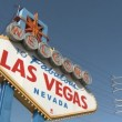 Sign Welcome to Las Vegas — Vídeo Stock