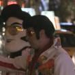 Elvis Lookalikes — Stock Video #20307283