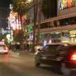 Las Vegas Strip Traffic — Stock Video
