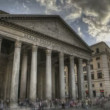 Pantheon Rome - Stock Photo