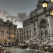 Fontana di Trevi — Stock Video