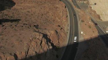 Hoover Dam — Stock Video