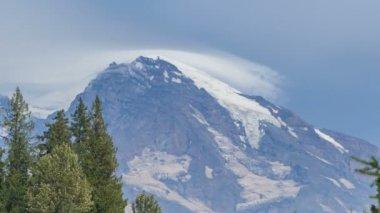 Mt. Rainier — Stock Video #20306277