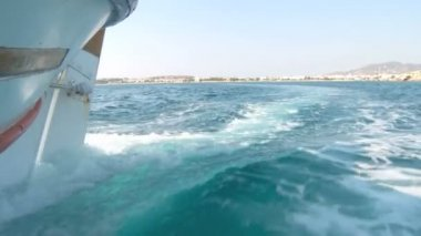 Boat Trip — Stock Video