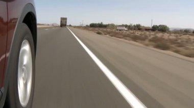 Highway Drive — Stock Video