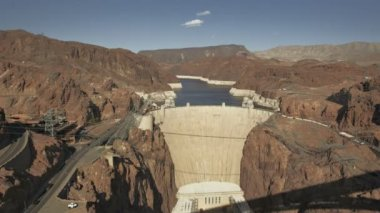 Hoover Dam — Stock Video
