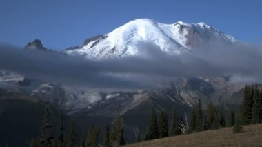 mt rainier — Video Stock #20309605