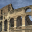 Colosseum Rome - Stock Photo