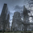 Madison Square Park Skyline — Stock Video