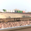Cargo Train — Stock Video