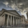 Pantheon Rome — Video Stock