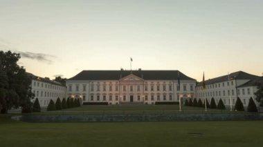 Bellevue Palace — Stock Video