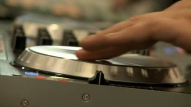 Mixing Desk — Stock Video