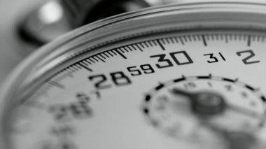 Stopwatch Timelapse — Stock Video #22610545
