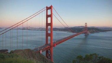 San Francisco Golden Gate Bridge — Stock Video