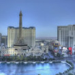 Las Vegas Strip - Stock Photo