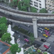 Timelapse Bangkok Traffic - Stock Photo