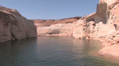 Canyon Lake Powell Glen — Stock Video