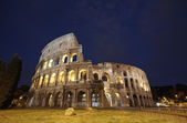 Colosseum in Rome, Italy during sunset — Stock Photo