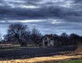 Před bouří — Stock fotografie