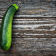 Stock Photo: Courgette