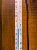 Termometro — Foto Stock