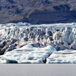 Stock Photo: Icelandic glacier