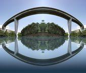 高速道路橋 — ストック写真