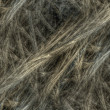 Seamless tileable hay pattern — Stock Photo