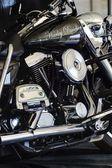 Harley motor — Stok fotoğraf