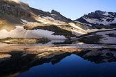Mountain Lake — Стоковое фото