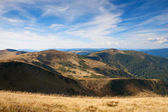 Eastern Carpathians, the ridge Svidovets — Stock Photo