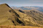 Eastern Carpathians, the ridge Svidovets — Stock Photo