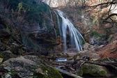 Waterfall Jur-Jur — Stock Photo