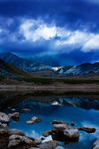 Campo Imperatore Abruzzo Italy — Stock Photo