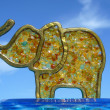 Elephant - decorative figurine - Photo