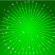 Abstract green background. — Imagen vectorial