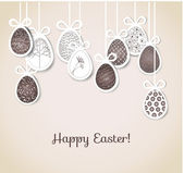 Easter card. — Vecteur