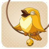 Canary — Stock Vector