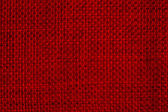 Textile and texture in red shades — Stock Photo
