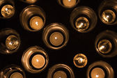 Prayer Candles — Stock fotografie