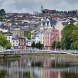 Stock Photo: Cork city cityscape