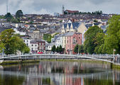 Cork city cityscape — Stock Photo