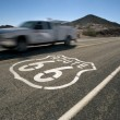 Route 66 pick up truck — Stockfoto #21558307