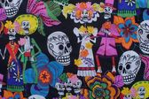 Day of the dead decorations — Stockfoto