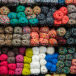 Yarn colors — Stock Photo