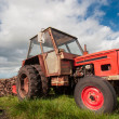 Old tractor in Ireland — Stock fotografie #32598635