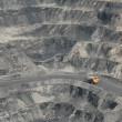 Stock Photo: Coal open-pit